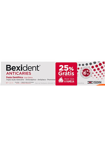 Bexident Anticáries Pasta Dentífrica 125 mL (+25% Grátis)