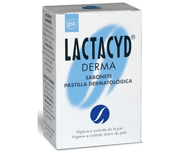 Lactacyd Derma Sabonete 100g