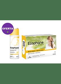 Ecophane Biorga 60 comprimidos + Champô 100 mL (OFERTA)