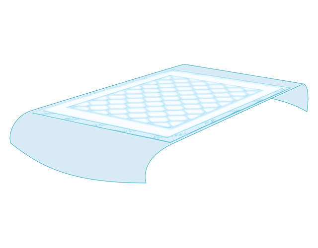 TENA Bed Plus Com Abas (180x80cm) x 20