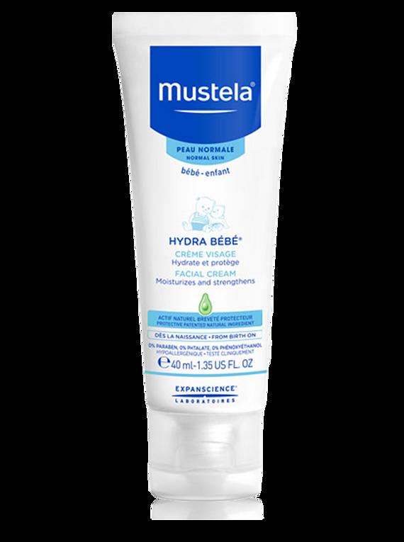 Mustela Hydra Bebé Creme de Rosto 40 mL