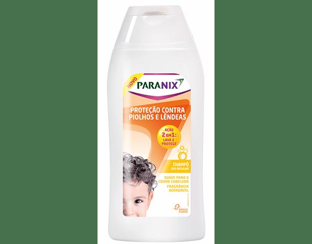 Paranix Champô de Proteção contra Piolhos e Lêndeas 200 mL