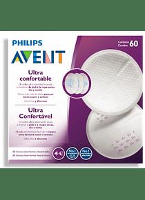 Philips Avent Discos Descartáveis 60 unidades