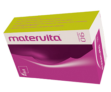 Matervita 90 cápsulas