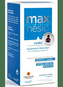 Maxnésio Cardio 60 cápsulas