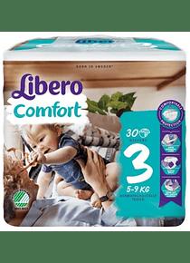 Libero Fralda Comfort (T3) x 6        (5.50€/pacote)