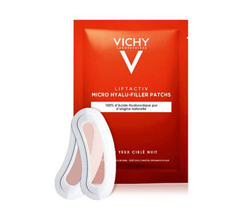Vichy Liftactiv Hyalu-Filler Eye Patches 1x2unid