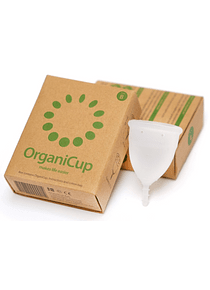 OrganiCup Menstrual Cup Silicone 100% Natural