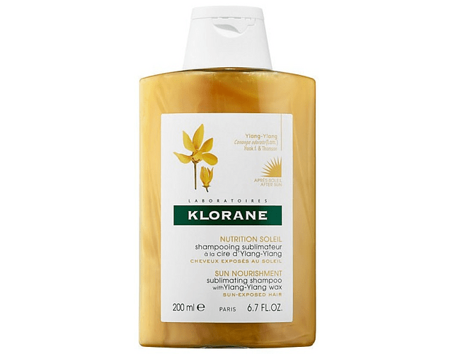 Klorane Champô Ylang Ylang 200 mL
