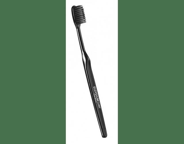 Elgydium Clinic Escova Dentes Total Black