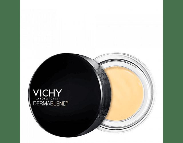 Vichy Dermablend Corretor Amarelo Anti-Olheiras e Veias 4,5 gr