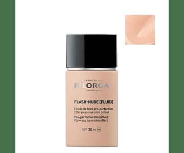 Filorga Flash Nude Fluido de Cor Pró Perfeição Cor 01 Beige 30 mL