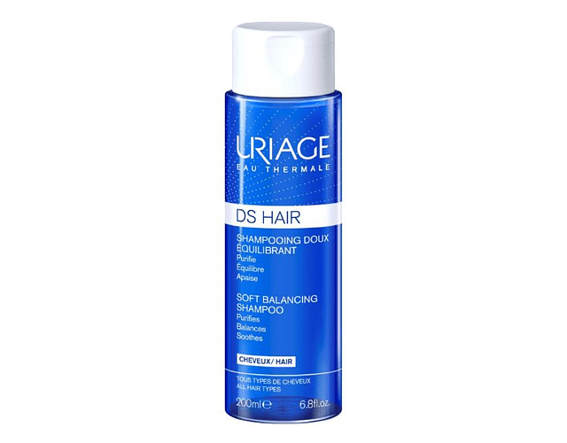 Uriage DS Hair Champô Suave Equilibrante 200 mL