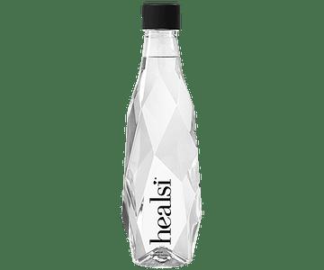 Healsi Água da Nascente 0,5L Cristal
