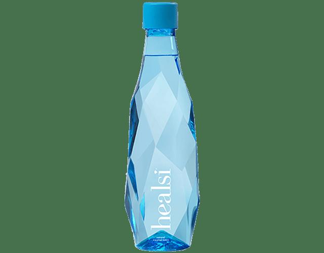 Healsi Água da Nascente 0,5L Azul