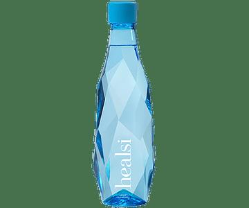 Healsi Água da Nascente 1L Azul