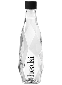 Healsi Água da Nascente 1L Cristal