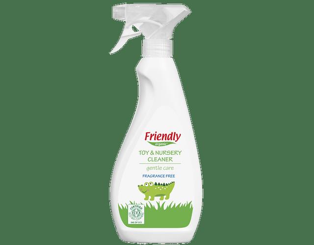 Friendly Organic Detergente Limpeza Brinquedos 500 mL