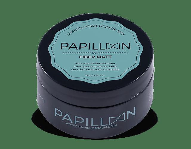 Papillon Fiber Matt (Cera de Fixação Forte sem Brilho)