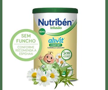 Nutribén Infusão Alivit Confort 150g