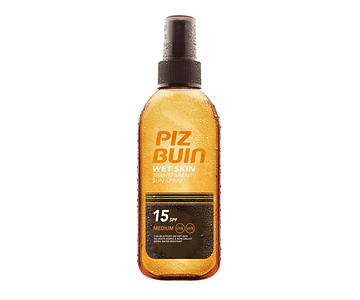 Piz Buin Spray Transparente FPS 15 150 mL