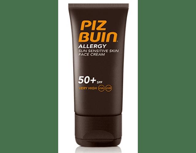 Piz Buin Allergy Creme de Rosto SPF 50+ 50 mL