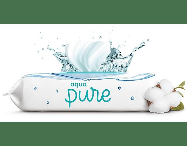 Dodot Toalhitas Aqua Pure 48 unidades