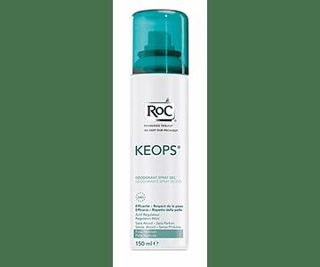 ROC Deo Keops Vaporizador Seco 150 mL