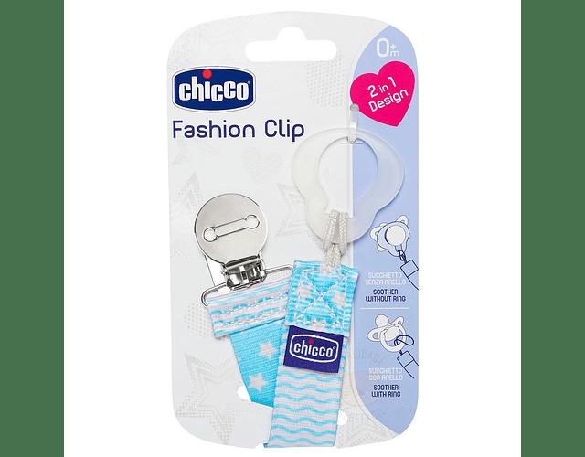Chicco Fashion Clip Azul