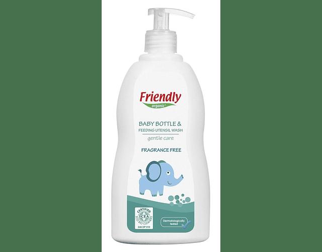 Friendly Organic Detergente Biberões e Acessórios 500 mL