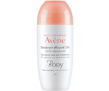 Avène Body Desodorizante Roll-on 24h Eficácia 50ml
