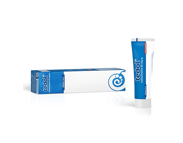 Tedol Creme Cetoconazol 20 mg/g 30g