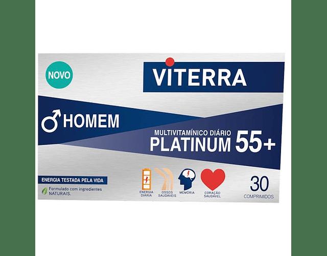 Viterra Homem Platinum 55+ Compx30 comp revest
