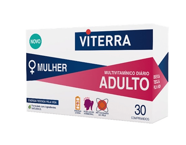 Viterra Mulher Adulto Compx30 comps
