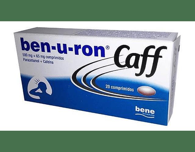 Ben-U-Ron Caff 20 comprimidos