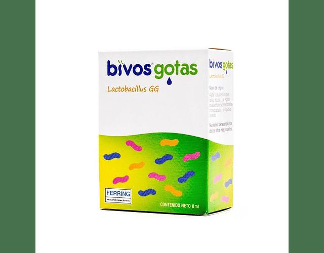 Bivos Gotas Solução Oral 8 mL