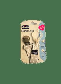 Chicco Fashion Clip Taupe