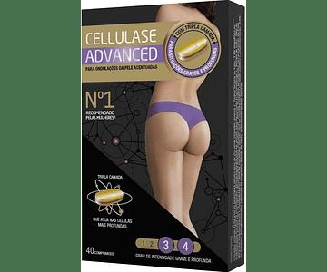 Cellulase Advanced Cápsulas 40 unidades