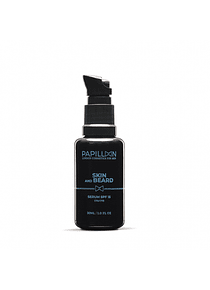 Papillon Skin and Beard Spf 15 30 mL