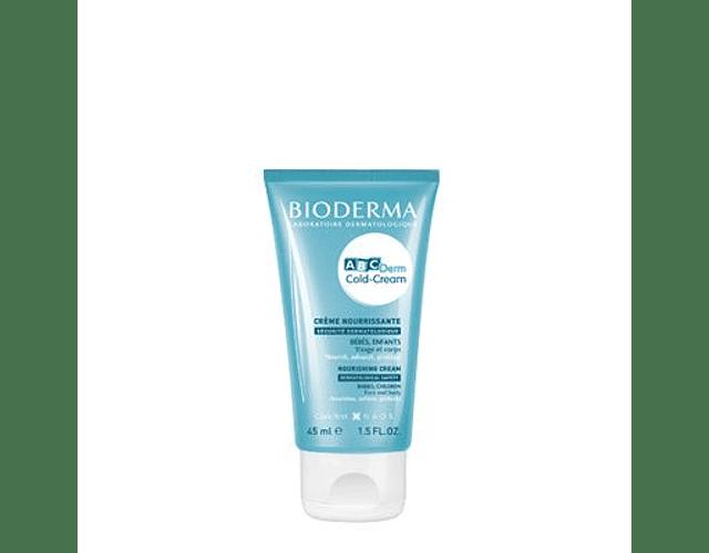 Bioderma ABCDerm Cold-Cream Creme Rosto 45 mL