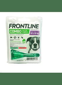 Frontline Combo Cão 20-40kg 2,68 mL x 1 pipeta