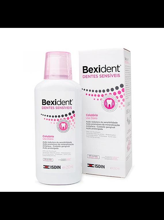 Bexident Dentes Sensiveis Colutório 250 ml