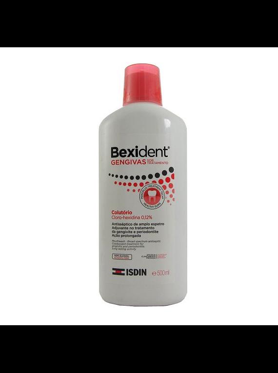 Bexident Gengivas Clorhexidina Colutório 500ml