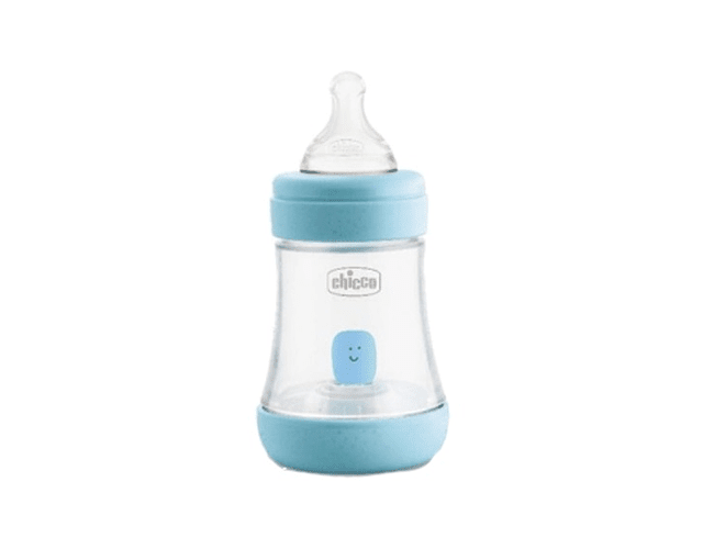 Chicco Biberão Perfect5 150 mL Azul