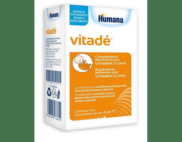 VitaDé 400 Solução Oral 15 mL