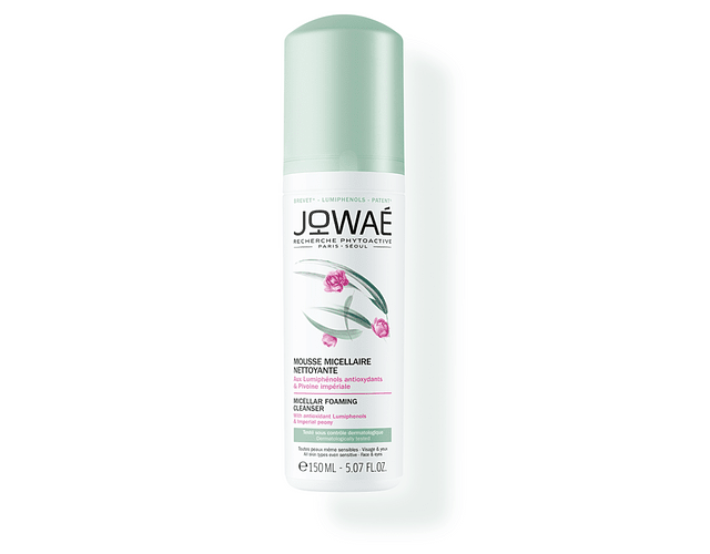 Jowae Mousse Micelar Limpeza 150 ml