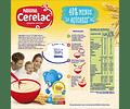 Cerelac Farinha Láctea -40% Açúcares 1kg