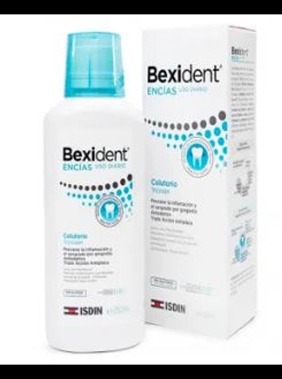 Bexident Gengivas Colutorio Triclosan 250 Ml