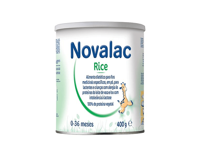 Novalac Rice Po 400g