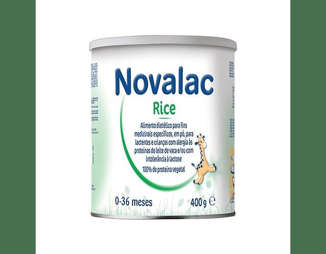 Novalac Rice Po 400g x 4